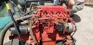 Westerbeke W70 Marine Diesel Engine 4 Cylinder With Transmission