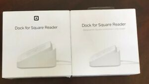 Square Dock For Reader Credit Card Terminals Point Of Sale Equipment New Openbox