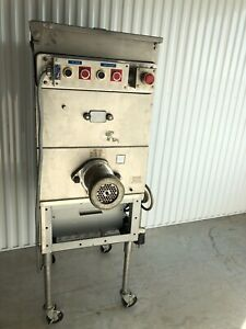 Hobart 4246 s Commercial Stainless Meat Mixer Grinder 6hp 3ph 240v