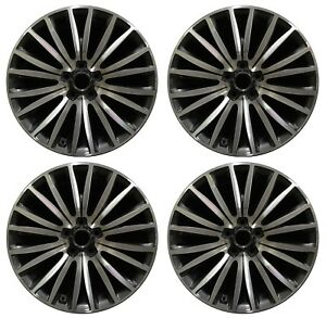 19 Kia Cadenza 2014 2015 2016 Factory Oem Rim Wheel 74676 Full Set