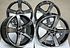 Alloy Wheels 18 Cruize Blade Bp Fit For Honda Element Legend Prelude S2000 Stre