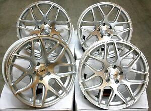Alloy Wheels 18 Cruize Cr1 Sp Fit For Ford Mondeo Mk3 Mk4 Mk5 Fusion
