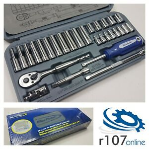 Blue Point 29pc 1 4 Socket Set Incl Vat As Sold By Snap On