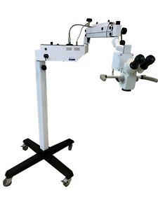 Dr onic Dental Surgical Operating Microscope 3 Step 45 Degree Iso Ce 110 240v