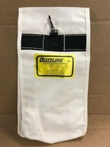 Buzzline Lineman Gloves Canvas Carry Bag New 23 140 Lot Of 4