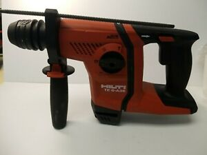 Hilti Te 6 a36 Cordless Rotary Hammer tool Body Only