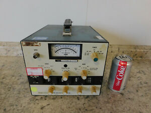 Fluke 931b Rms Differential Voltmeter 115 Volts