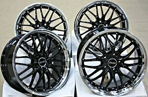 Alloy Wheels 18 Cruize 190 Bp Fit For Saab 9 3 9 5 93 95 9 3x 900