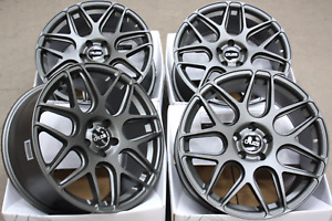 18 Inch Alloy Wheels Cruize Cr1 Gm Fit For Vw Jetta Eos Scirocco Cc Beetle