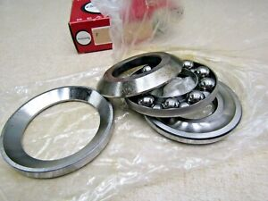 Fag 53309 U309 45mmx 90mmx 33mm Axial Ball Thrust Bearing W Spherical Seat