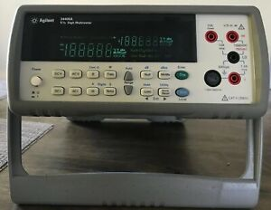 Agilent Keysight 34405a Digital Multimeter