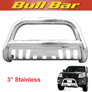 For 1994 2001 Dodge Ram 2500 3500 Ss Bull Bar Grill Guard Front Bumper Plate