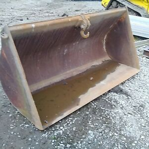 94 Wide Case Wheel Loader Bucket 2 Yd W14 W18 W20 521 621
