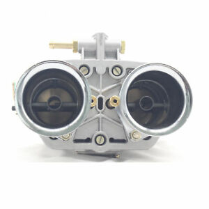48 Idf Carburetor Carb For Solex Dellorto Weber Empi 48mm W Air Horns