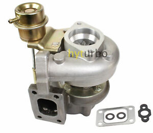 For 240sx Sr20 Ka T25 t28 Td04 250 hp 86 A r Compressor Turbo Charger wastegate