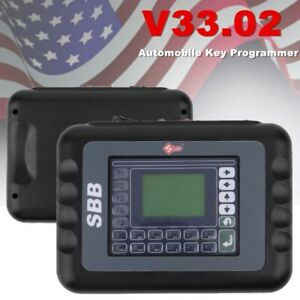 Newest 2019 V33 02 Universal Sbb Key Programmer Immobilizer For Multi Brands Car