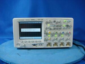 Agilent Dso6034a 300 Mhz 4 Channel Digital Oscilloscope