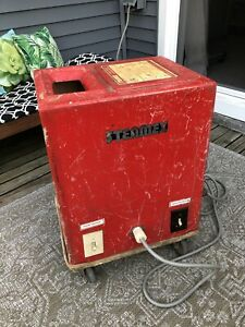 Commercial Steamex Carpet Extractor Cleaning Machine No Hoses Or Attachments