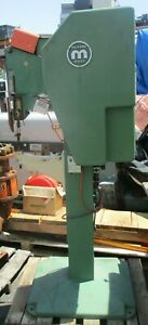 Milford Rivet type 255 Automatic Riveter Riveting Machine W pedal As Pictured