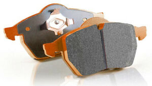Ebc Dp9016 Orange Stuff Brake Pads For Mustang Saleen With Alcon Front Calipers