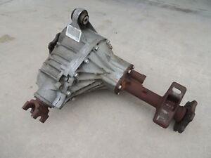 99 07 Chevy Silverado 2500 3500 Front Differential Assembly 3 73 Ratio Opt Gt4