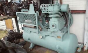 6curtis Stationary Industrial Air Compressor