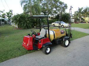 Toro Multi Pro 1200 Spray Pro 175 Gal Low Profile Turf 18 Ft Boom Sprayer