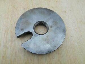 5 Lathe Face Plate South Bend Atlas 1 1 2 8tpi