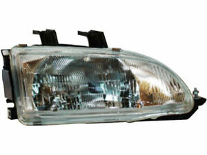 Right Headlight Assembly Tyc M263mz For Honda Civic 1993 1994 1992 1995