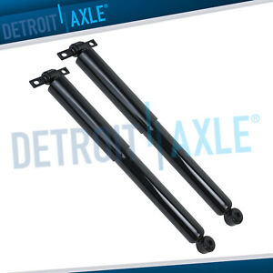 2wd Honda Odyssey Shock Absorbers Pair 2 Rear Left And Right Side