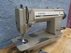 Industrial Sewing Machine Singer 591 light Leather