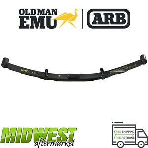 Arb 2 75 2 Light Duty Rear Lifted Leaf Spring Fits 2005 2019 Toyota Tacoma