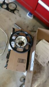 03 04 Mustang Cobra Svt Supercharger Lower Pulley 6lb