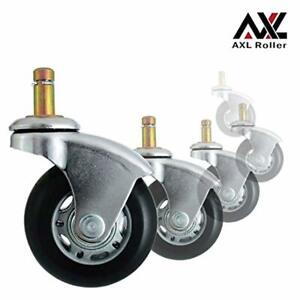 Axl 2 5 Office Chair Caster Wheel Replacement For Ikea Rollerblade Wheels Heavy
