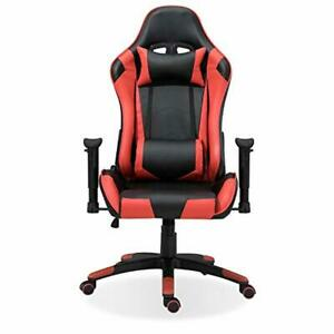 Samincom High Back Large Size Pu Leather Gaming Chair Racing Style Chair Office