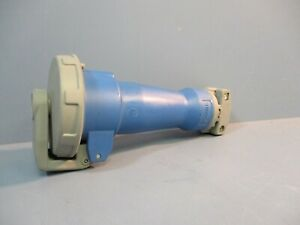 Hubbell Water tight Female Plug Pin And Sleeve 420c9w 20 Amp 250 Vac Used