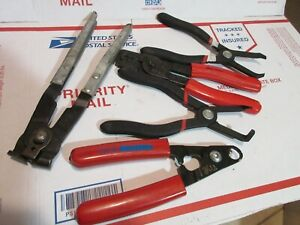Blue Point And Kd Specialty Pliers