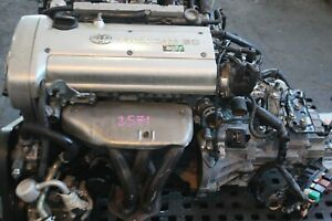 Jdm Toyota Corolla 4age Silver Top Itb Engine 5 Speed Trans Jdm 4a ge 2