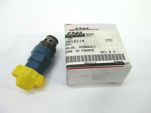 Cnh Oem Hydraulic Valve 85812114 87572321 Brand New Backhoe Ford New Holland