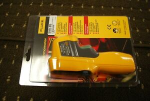 Fluke 62 Max Single Laser Infrared Thermometer 3m Drop 30 To 500 C Ip54 New