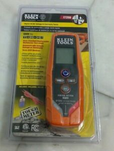 Klein Tools Et250 Digital Ac dc Voltage Continuity Tester