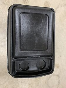 78 79 1978 1979 Ford Truck Bronco Center Console Black Oem
