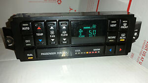 1997 2005 Buick Century regal Ac Heater Climate Temperature Control 97 98 04 05