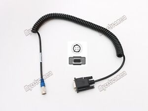 Db9 Com Data Cable For Trimble Geodimeter Total Stations To Data Collector