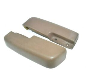 91 96 Chevy Caprice Impala Ss Front Door Panel Armrest Oem Tan Armrests Pad Pull