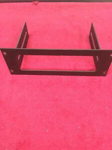 Jotto Desk Console Bracket For Federal Signal Pa300 Part 425 6076