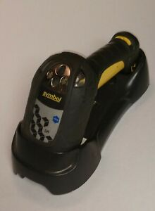 Motorola Symbol Barcode Scanner Ds3578 sr2f005wr W cradle New Battery Tested