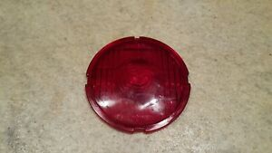 Vintage Yankee Red Glass Lens Classic Car Truck