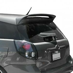 Painted Any Color For Toyota Matrix Factory Style Rear Spoiler Wing 2003 2007