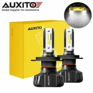 Auxito H4 9003 Led Headlight Hi low Beam 6500k Fit For 2000 2019 Toyota Tundra